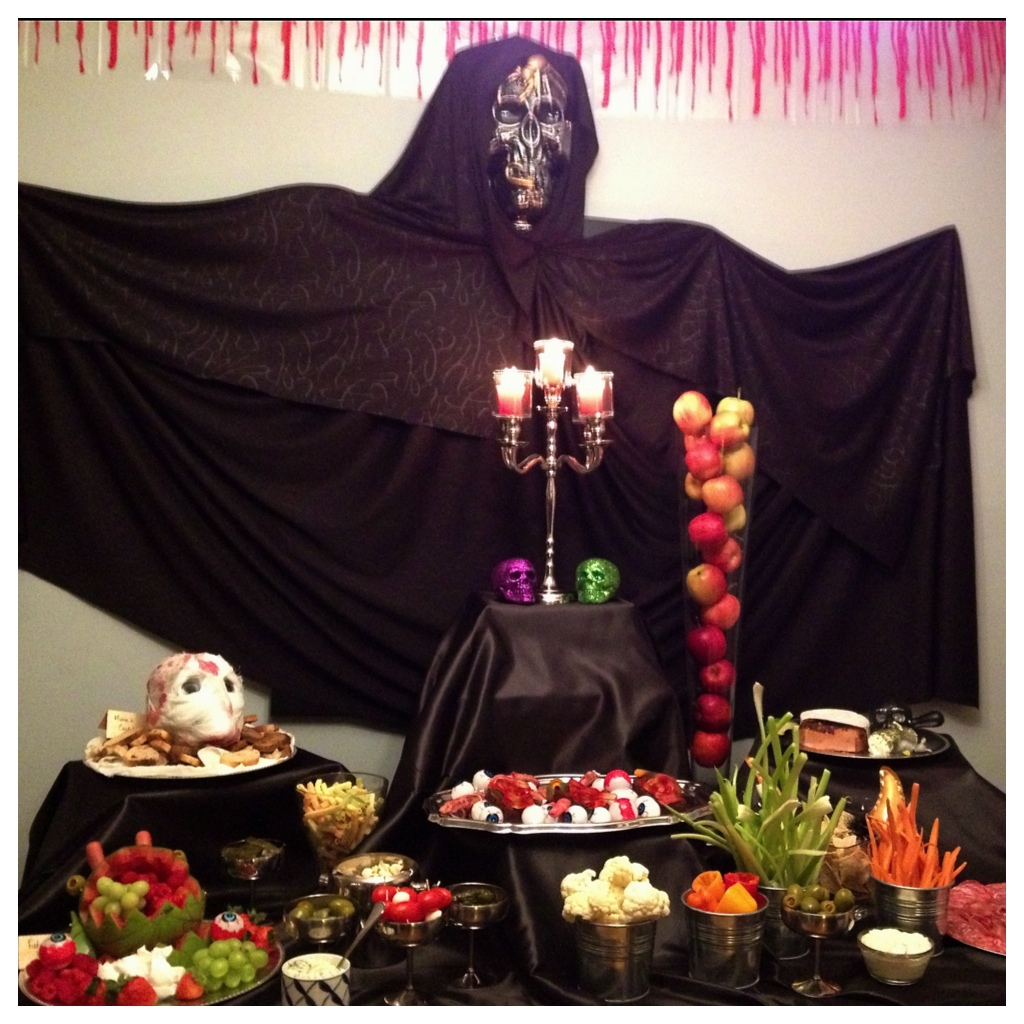 Adult Halloween Party- Hallowine and Spirits – Hart & Galla
